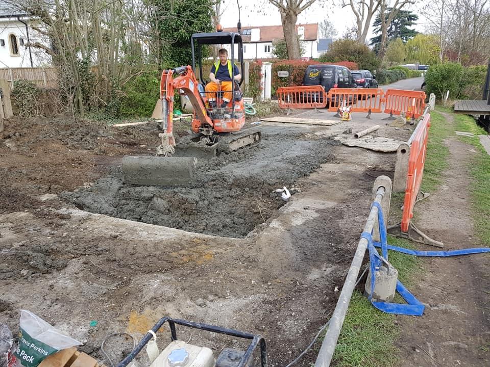 Drainage Installation Services